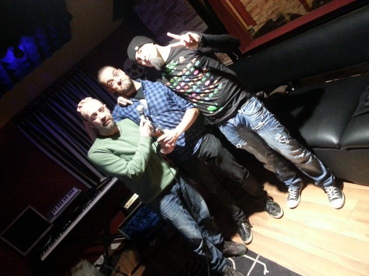 Xan, Torroncho e Vituco