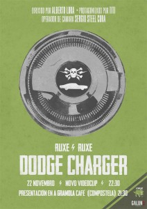 RX Dodge Charger Cartaz